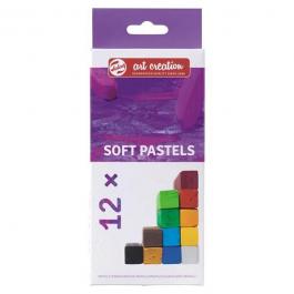 Talens soft pastel 12χρωμάτων