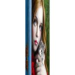 Ε165 Ρυζόχαρτο 5X18cm 5τεμ. ανά σελίδα