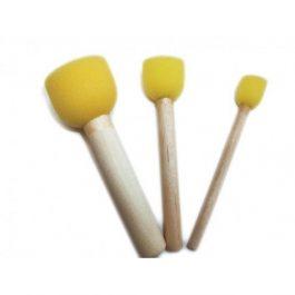 Σταμπαδόροι Decoupage-Στένσιλ(1-2-3CM) τεμ.3
