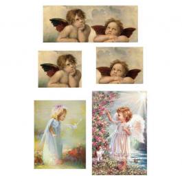 Ρυζόχαρτο A4 angel 3