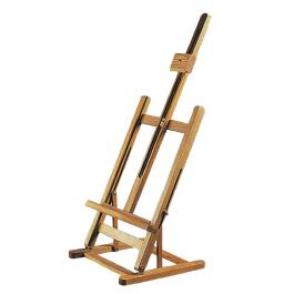 Artmate καβαλέτο επιτραπέζιο ξύλινο 27x37x75εκ.