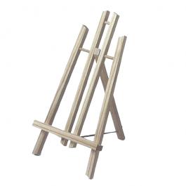 Artmate καβαλέτο ξύλινο επιτραπέζιο Υ50×24εκ.