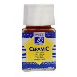 Lefranc & Bourgeois 50ml Ceramic 176 Gold Yellow