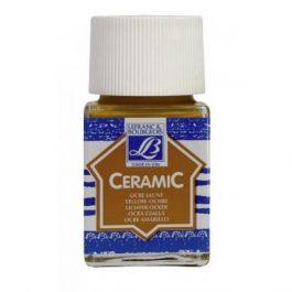 Lefranc & Bourgeois 50ml Ceramic 302 Yellow Ochre