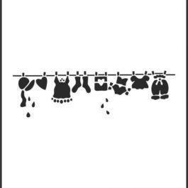 Stencil 15×30 – S046