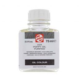 Talens poppy oil purified 028