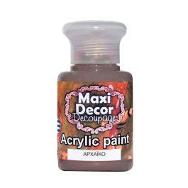 Ακρυλικά χρώματα Maxi Decor αρχάικο 130ml