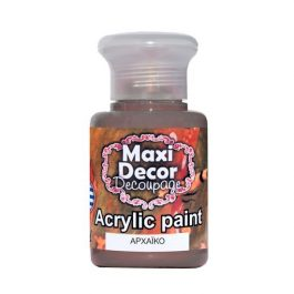 Ακρυλικά χρώματα Maxi Decor αρχάικο 60ml