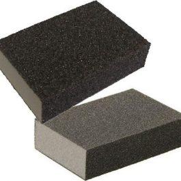 Smirdex Λειαντικό Σφουγγαράκι (4×4) 100x70x25mm Πολύ Ψιλό