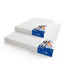 Χονδρό Τελάρο (BOX) Με Βαμβακερό Καμβά 100×120