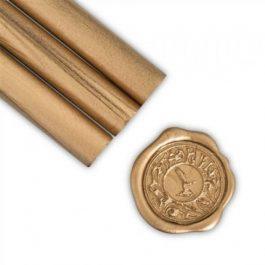 Βουλοκέρι 13,5cm σε Ράβδο Φ 11mm Antique Gold
