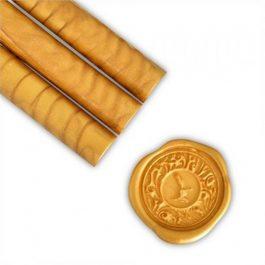 Βουλοκέρι 13,5cm σε Ράβδο Φ 11mm Gold