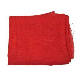 Λινάτσα Κόκκινη 140x100cm