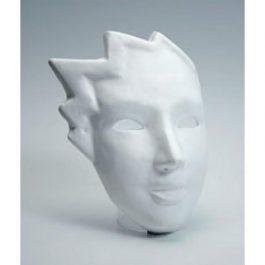 Μάσκα με Κοψίματα 23X17cm