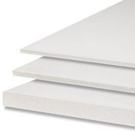 Μακετόχαρτο (Foam Board) 5mm 50x70cm Λευκό