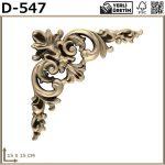 Ξυλόγλυπτο D-547