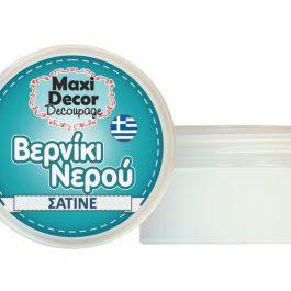 Βερνίκι Νερού Σατινέ 100ml