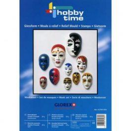 Glorex Καλούπι 10 Μάσκες
