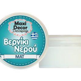 Βερνίκι Νερού Mατ 100ml