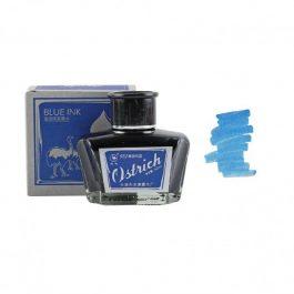 Ostrich Μελάνι Καλλιγραφίας 60ml Μπλέ