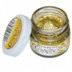 Stamperia Κερί Παλαίωσης 20ml Χρυσό Μεταλλικό