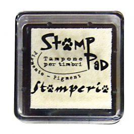 Stamperia Ταμπόν 3x3cm Ιβουάρ