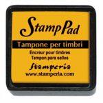 Stamperia Ταμπόν 3x3cm Κίτρινο