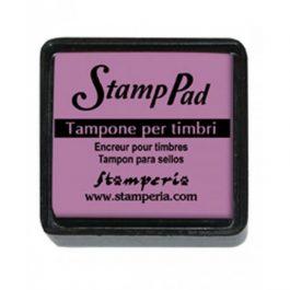 Stamperia Ταμπόν 3x3cm Λιλά
