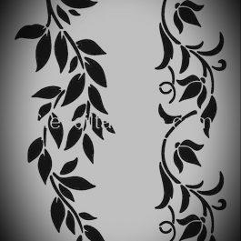 Stencil BR015 21X30