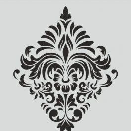 Stencil DA056 30X30