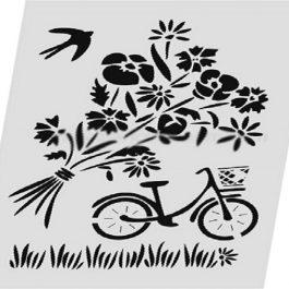 Stencil F059 21X30