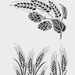 Stencil F094 21X30