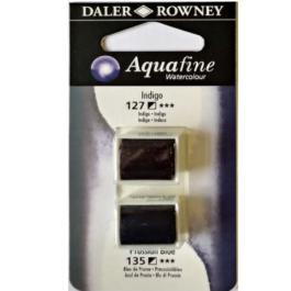 Χρώμα Ακουαρέλας DR AQUAFINE H/P BLISTER SET 10 INDIGO/PRUSSIAN BLUE 131017010