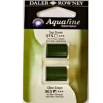 Χρώμα Ακουαρέλας DR AQUAFINE H/P BLISTER SET 16 SAP GREEN/OLIVE 131017016